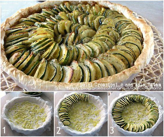 Teglia di zucchine e patate agli aromi | ricetta leggera