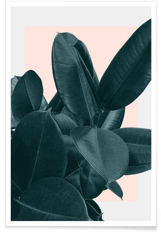 Tonight als Premium Poster von Hanna Kastl-Lungberg | JUNIQE
