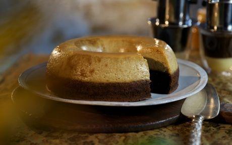 Reza Mahammad Coffee Cake