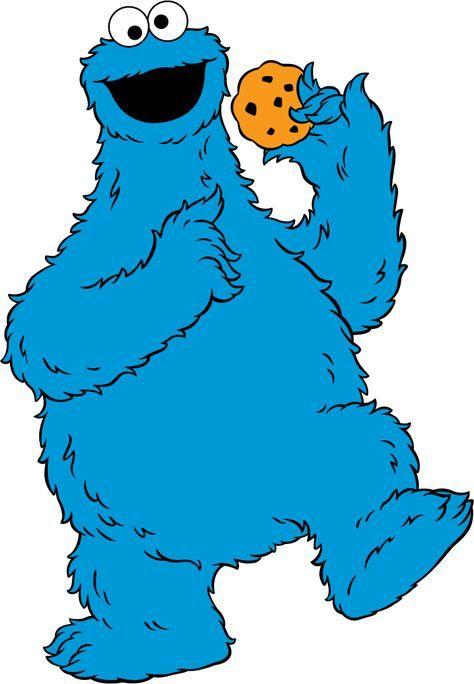 Cookie Monster Clip Art Cookie Monster Wallpaper Monster Cookies Sesame Street