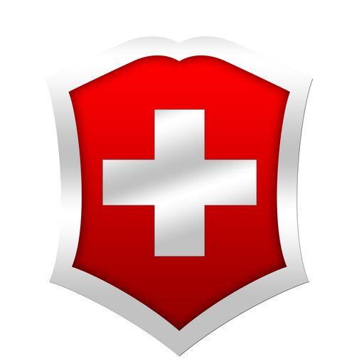 swiss army knife logo swiss army gear pinterest