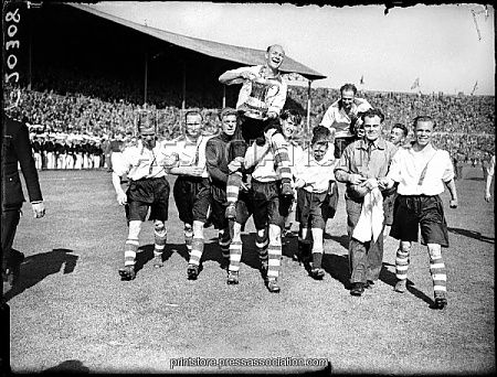 Image result for Charlton v. Burnley 1947