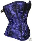 Purple Brocade lingerie jacquard Corset S M L XL XXL(US Size 4-14) on http://www.itseasyinsurance.com/purple-brocade-lingerie-jacquard-corset-s-m-l-xl-xxlus-size-4-14/