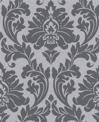 I found this on www.burkedecor.com  This will be the new master bedroom accent wall