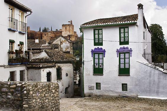 Que ver en Granada: Pasear por el Albaicin