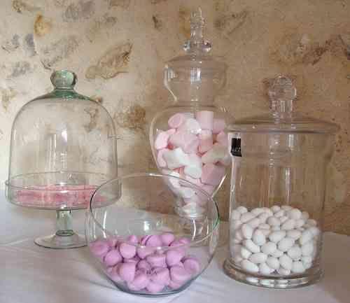bonbonni re sur pied h42 cm tartifumed co bonbonni re en verre un must des candy bar d 39 une. Black Bedroom Furniture Sets. Home Design Ideas