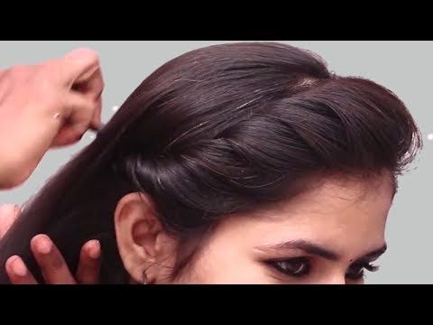 Simple Hairstyles For Short Hair Best Hairstyles For Girls 2018 Hairstyles Hair Style Girl Hair Puff Hairstyles For School College Girl Hair