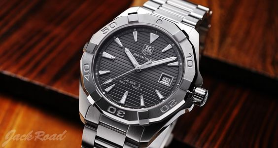 TAG HEUER  Aquaracer 300m / Ref.WAY2113.BA0910