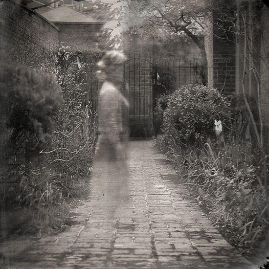 Призрак присъства на сватба и е заловен на филм в The Wedding.  #Ghost #Haunings