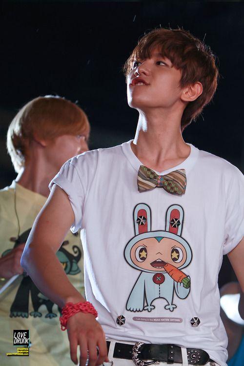 lol your face byun baek