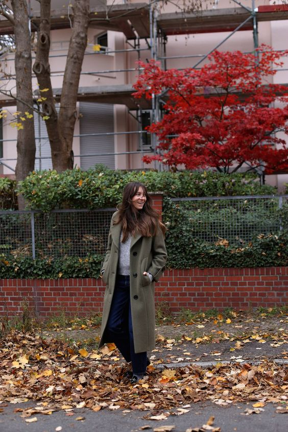 OUTFIT // MY FAVOURITE FALL COAT