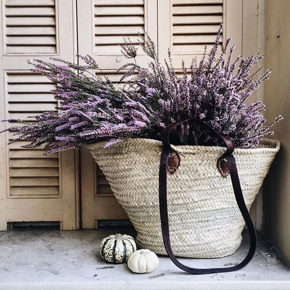 Our market baskets are timeless. There's no trend or fad with such a classic staple. I have been using French market baskets for years and…