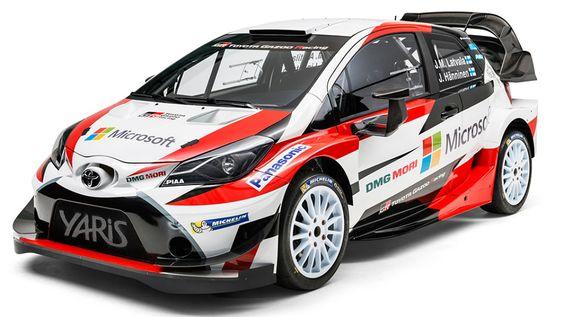 WRC2017-Toyota