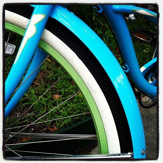 Ocean Grove Bicycle ⚓ Coastal Living ⚓ Beach Life ⚓ René Marie ⚓ via instagram/ ReneMarieHome
