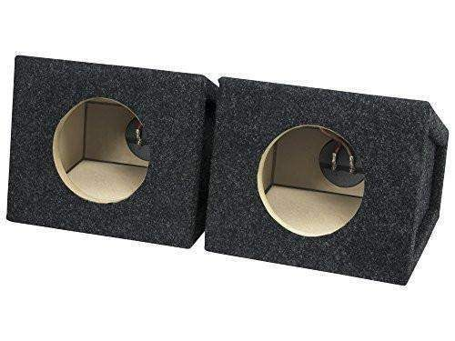 8.8 Inch Speaker Enclosures (Pair) - CT SOUNDS  Speaker enclosure