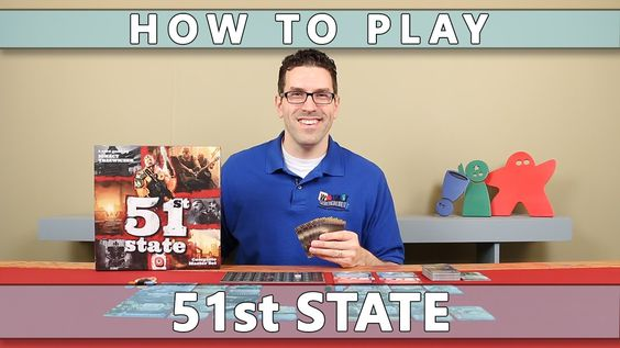 51st State - How To Play
