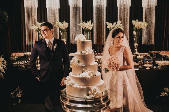 Casamento tradicional | Fernanda