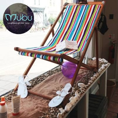 We are looking forward to some Summer sun here at Mubu. Come see our window display next time you're walking by #sun