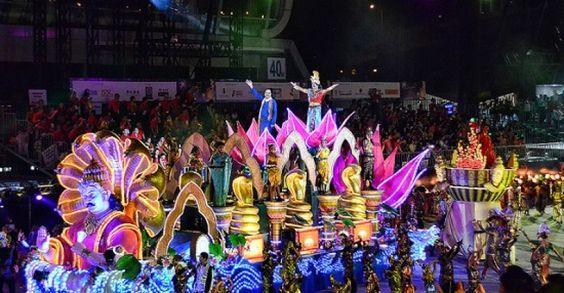 Chingay Parade là lễ hội diễu hành lớn nhất Châu Á