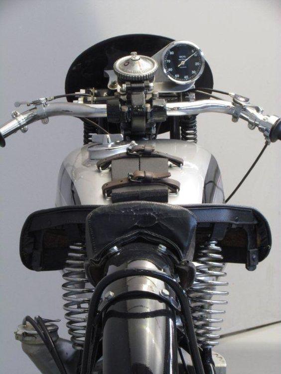 Norton 1936 M30 International 500cc