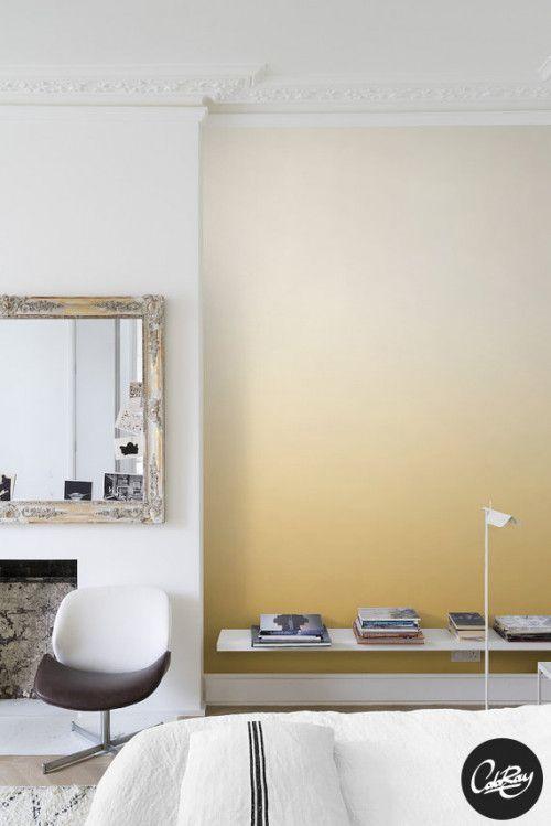 Ombre Tapete Benutzerdefinierte Farbe Fototapete Schalen Und Kleben Benutzerdefinierte Farbe Fototap Ombre Wall Interior Wall Paint Wall Paint Designs
