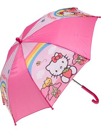 Paraguas Hello Kitty