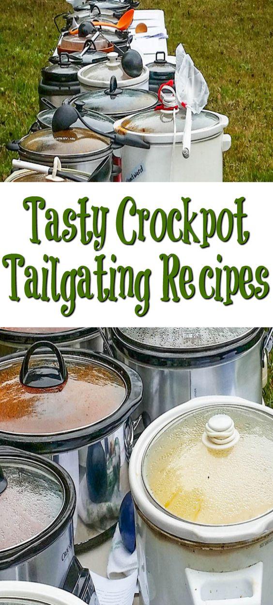 Tasty Crockpot Tailgating Recipes