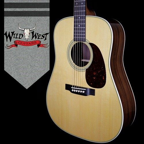 2018 Martin Usa Standard Series D 28 2017 Natural With Case Aging Toner Guitars Acoustic Wild West Guitars Guitar Martin Guitar Hank Williams