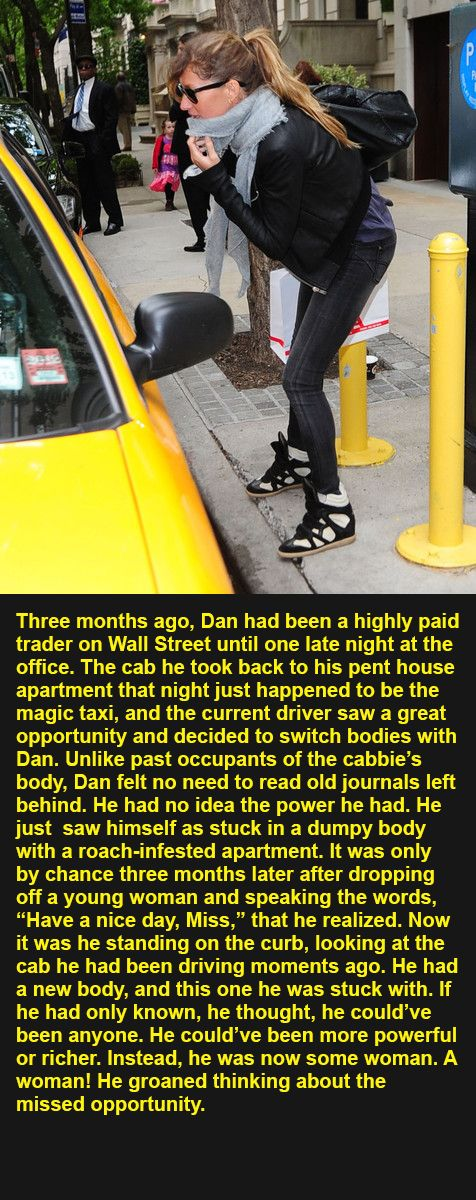 Magic Taxi TG Caption Archive: Magic Taxi TG Archive: January 25, 2016