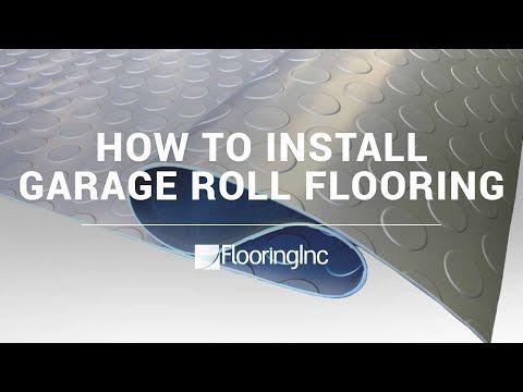 Diamond Nitro Rolls Premium Grade Vinyl Garage Floor Rolls Vinyl Garage Flooring Garage Floor Garage Flooring Options