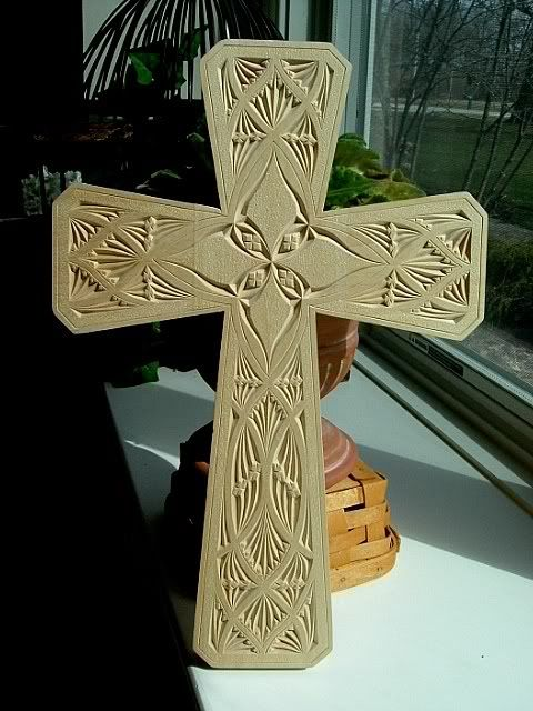 Chip carved cross patterns google search wooden