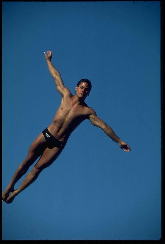 greg louganis | Greg Louganis Images - Olympic Gold Medalist - Olympic Diving Champion ...