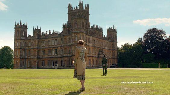 Der Hochadel nimmt Abschied: 6. und finale Staffel von Downton Abbey startet am 3. Juni auf Sky Atlantic.