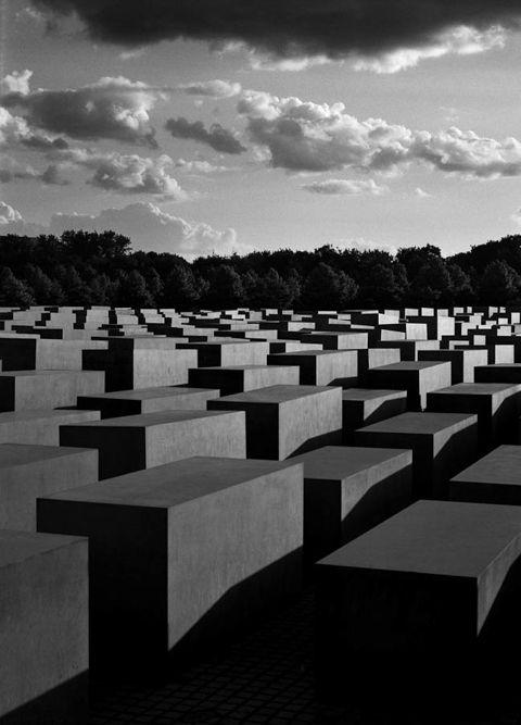 Jason Langer, Denkmal für die Ermordeten Juden Europas, 2009