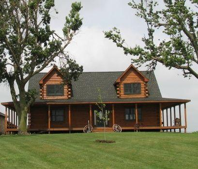 Gastineau Log Homes Http Www Oakloghome Com Gastineau