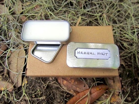 Herbal Mint Lip Balm