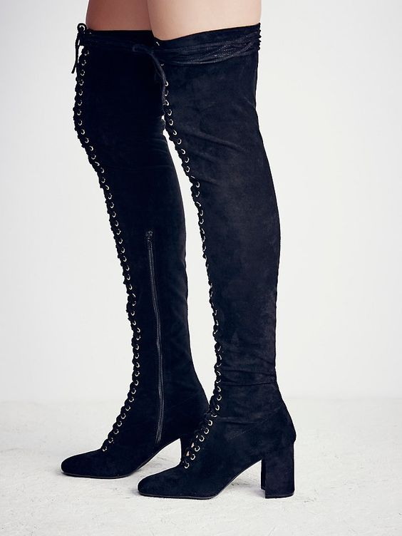 Super Thigh High Boots - Boot Hto