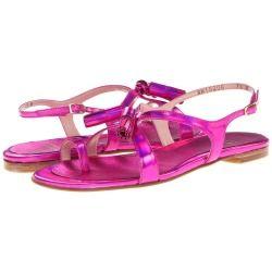 Stuart Weitzman - Flapper (Shocking Aurora Specchio) - Footwear - product - Product Review