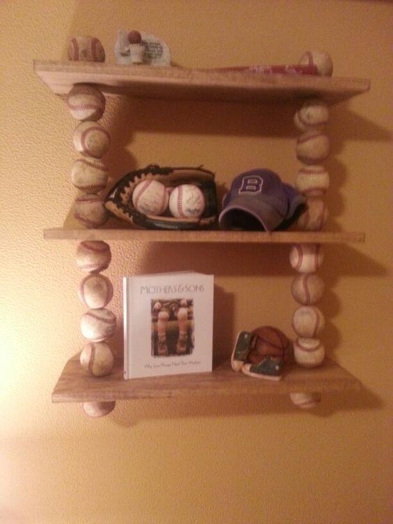 next craft idea for the boys room.