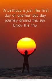 HAPPY BIRTHDAY | ANOTHER TRIP AROUND THE SUN | Pinterest ...