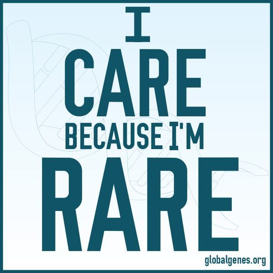 Become a Rare Disease Advocate!: