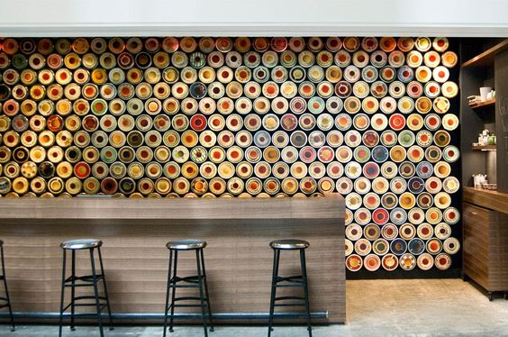 Great Wall Tea by Marianne Amodio Architecture Studio