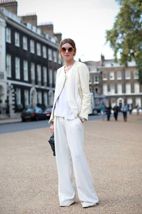 The Thirty Most Stylish People From Fashion Month.  Camille Charriere, fashion writer at Net-a-porter