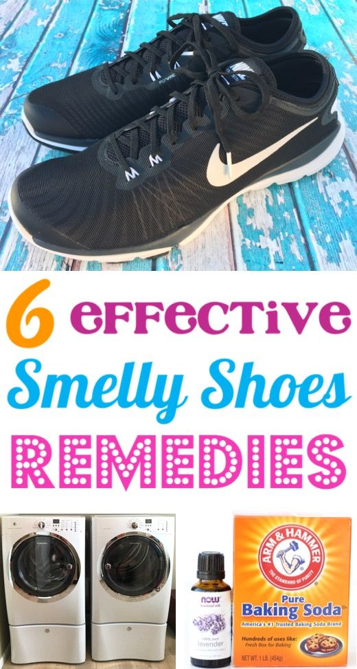 How To Get Rid Of Stinky Shoes With Baking Soda