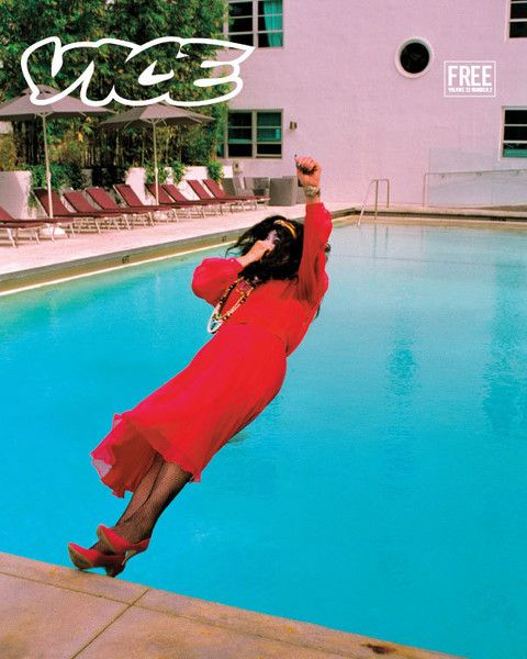 THE OFF THE DEEP END ISSUE VOLUME #22 ISSUE 2
