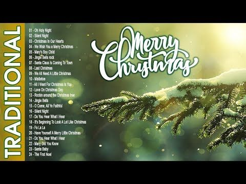 Best New Christmas Music 2020 Christmas Music 2020   Top 30 Traditional Christmas Songs Of All