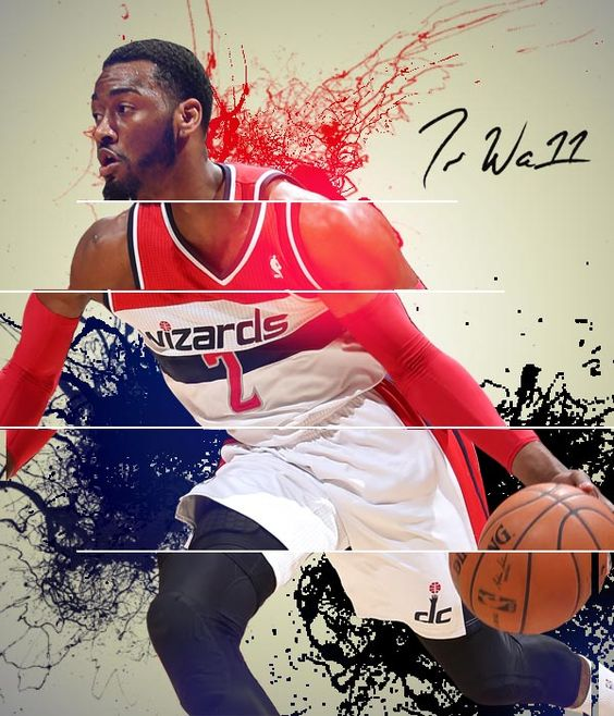 gallery for john wall wizards wallpaper