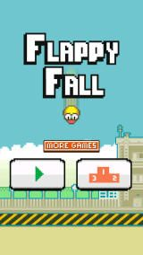 Cattura Flappy Bird col nuovo Flappy Fall [VIDEO] - http://mobilemakers.org/cattura-flappy-bird-col-nuovo-flappy-fall-video/