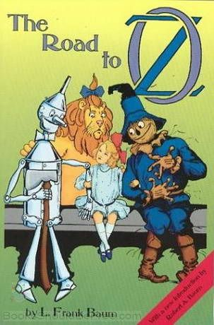 5th book in Oz series by L. Frank Baum (audio book):