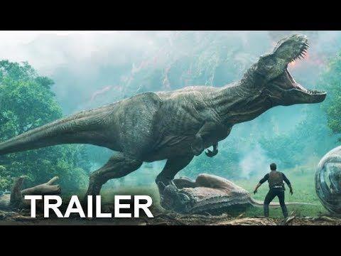 Jurassic World 2 El Reino Caído Trailer 1 Subtitulado Español Latino Jurassic World Fallen Kingdom Falling Kingdoms New Jurassic World
